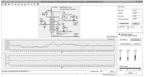 Real-time dynamic process control loop identification, tuning and optimization software_1