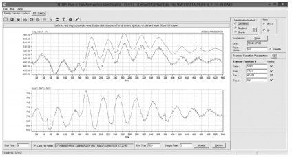 Real-time dynamic process control loop identification, tuning and optimization software_7