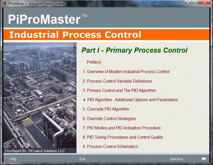 ProcessControlCBTOverview